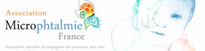 Logo de l'Association Microphtalmie France