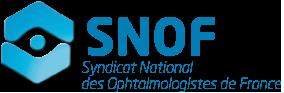 Logo SNOF : Syndicat National des Ophtalmologistes